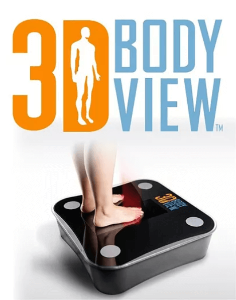 3D Body View Scanner