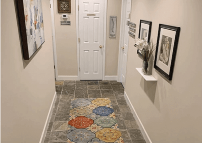 Le-Reve-Spinal-Care-Entrance-Hallway