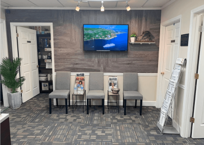 Le Reve Spinal Care Lobby